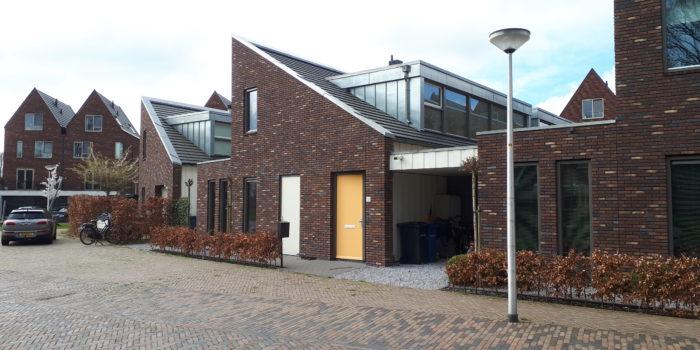7 woningen Wipstrik Zwolle