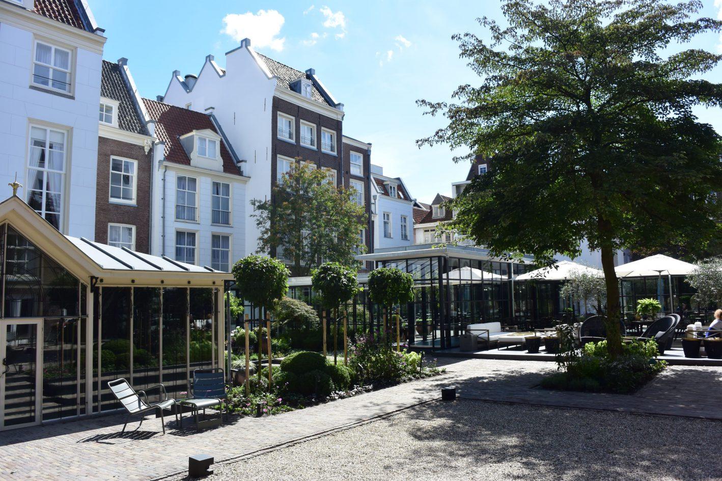 Oplevering pulitzer hotel amsterdam salverda for Pulitzer hotel in amsterdam