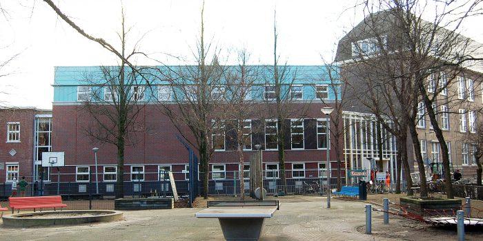 gymzalen Fons Vitae Lyceum Amsterdam