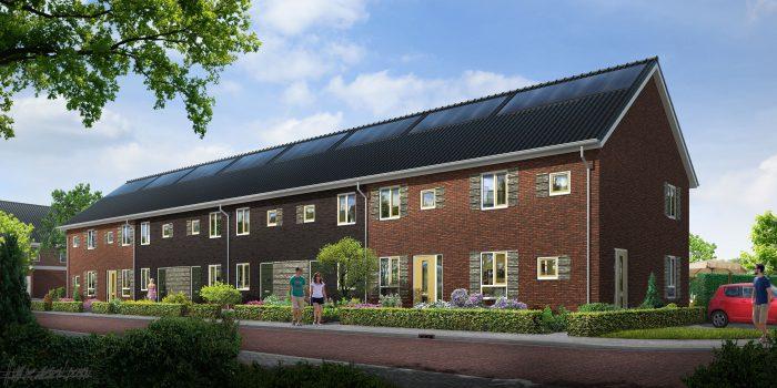 Nieuwbouwwoningen Nieuwleusen verkoop