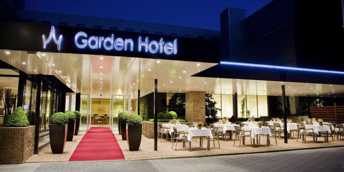 Garden Hotel Bilderberg Amsterdam