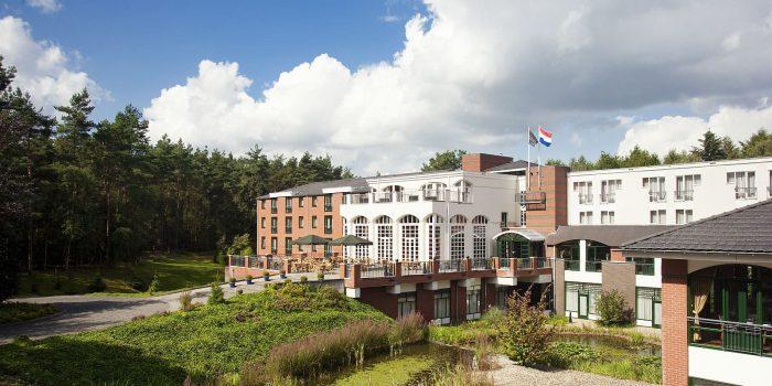Bilderberg hotel Groot Heideborgh