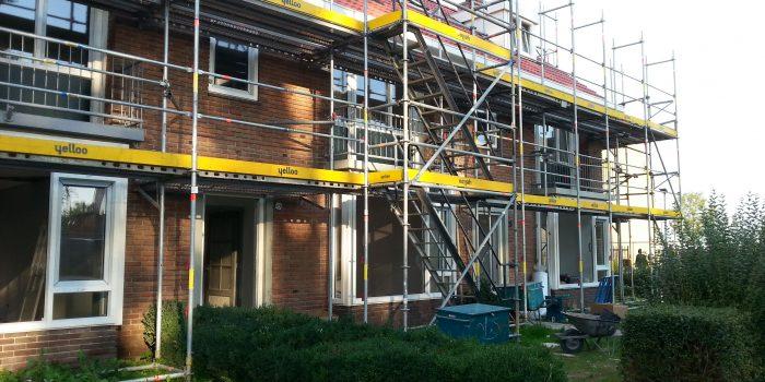 13 woningen Zeebuurt Harderwijk