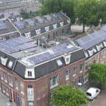 Luchtfoto Lange Hagel Utrecht