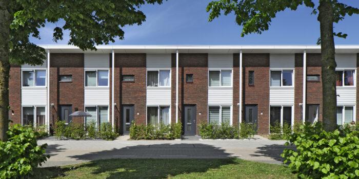 Nieuwbouw 48 huurwoningen De Vijfde Hoek Deventer