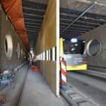 Spoorviaduct Leidseveertunnel Utrecht