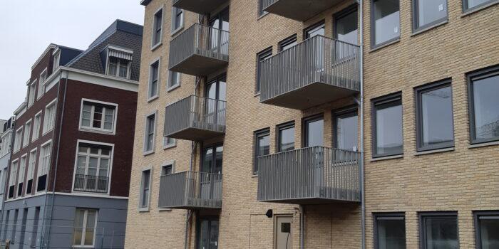 Nieuwbouw 27 appartementen Lankhorst Zwolle