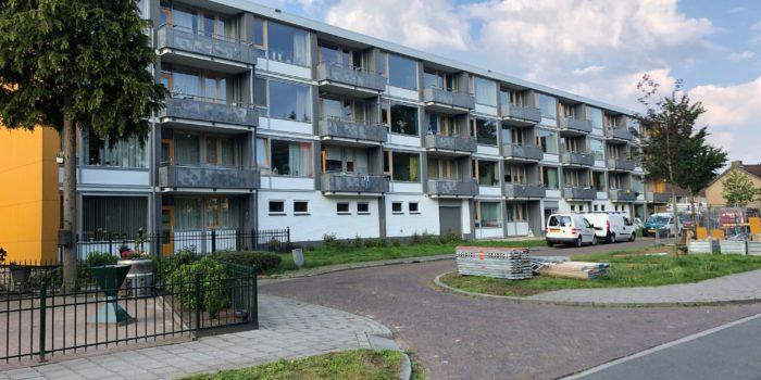 Renovatie 55 woningen Vaassen