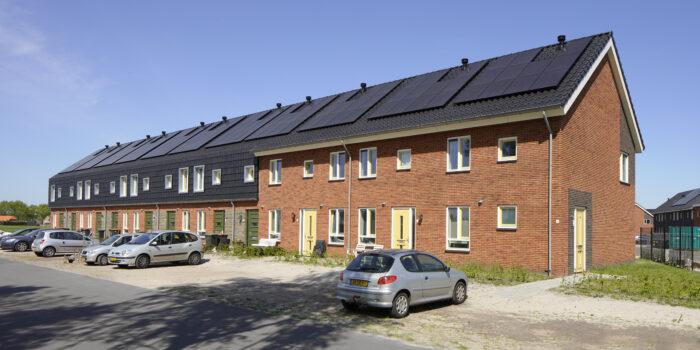 Nieuwbouw 25 huur- en 17 koopwoningen Nieuwleusen