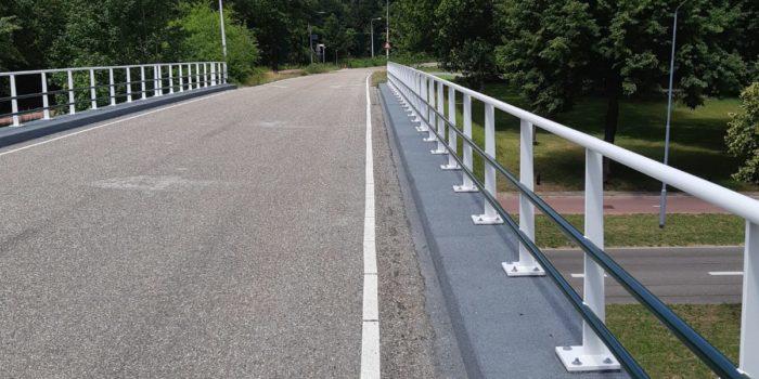 Brug Laren - betonreparatie