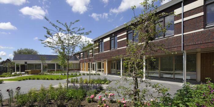 Nieuwbouw 24 zorgappartementen Kranenburgweg Zwolle