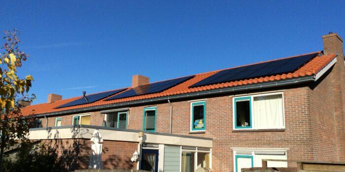 Groot onderhoud 79 eengezinswoningen Harderwijk