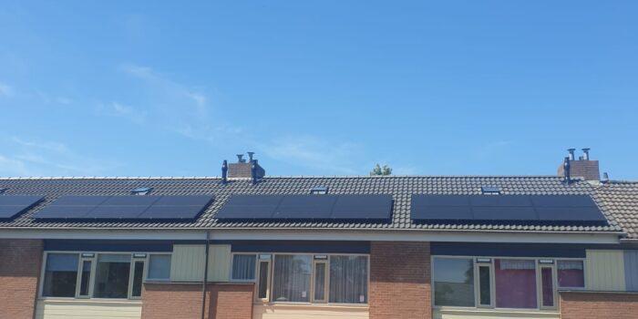 Verduurzamen 58 woningen Bekenbuurt Zwolle