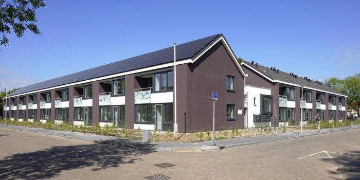 Eiken-Iepenstraat Zwolle