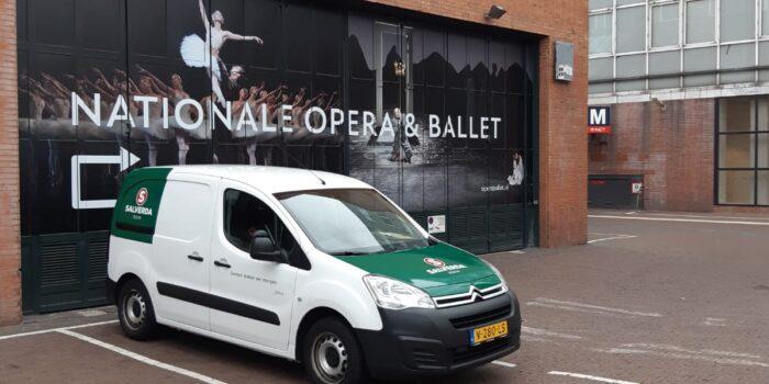 Verbouwing Nationale Opera en Ballet Amsterdam