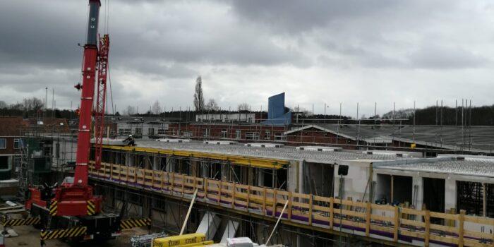 Nieuwbouw 10 woningen en 50 appartementen Hattem