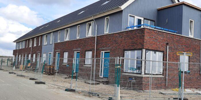 Nieuwbouw 44 huurwoningen Zeewolde