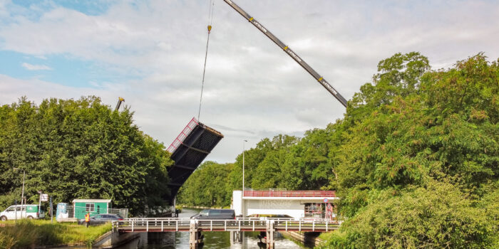 Betonreparatie - Spoolderbergbrug