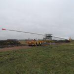 Fundering windmolens Hattemerbroek