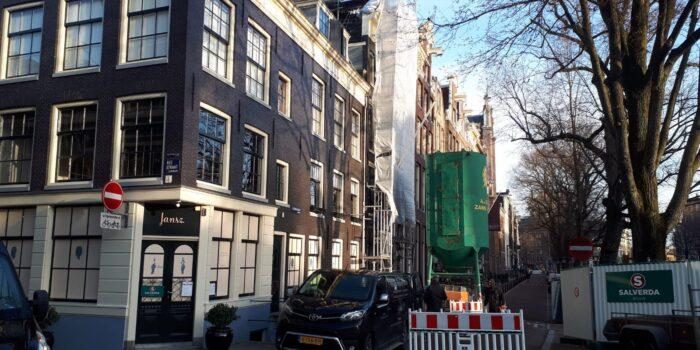 Keukenrenovatie Pulitzer Amsterdam